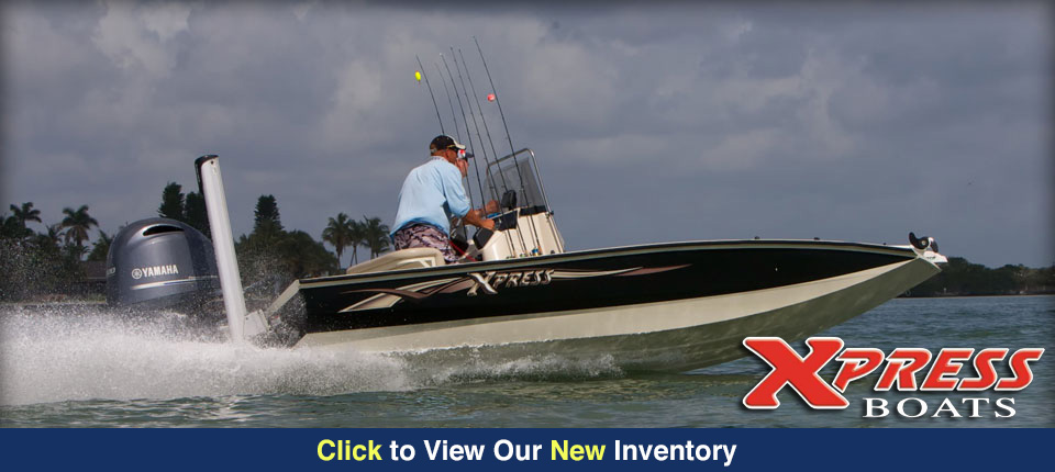 xpress-boats-product-line