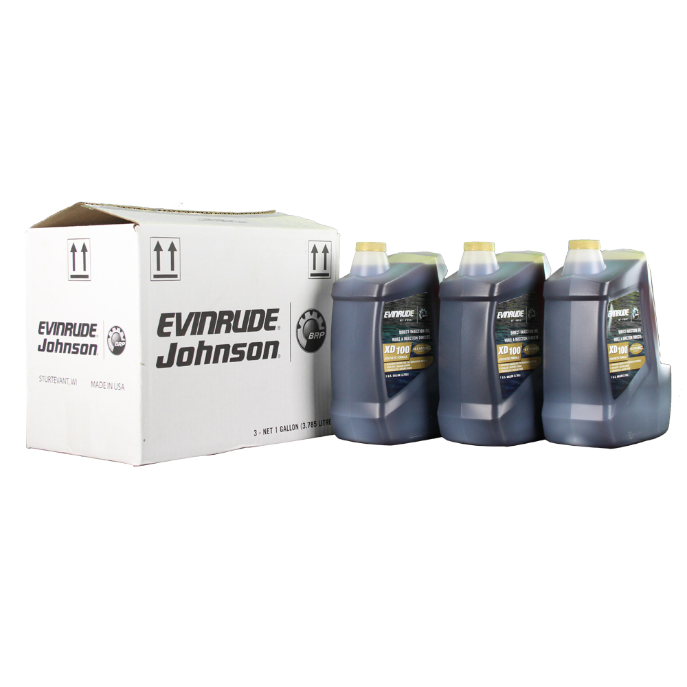 Evinrude E-Tec XD 100 2-Cycle Oil at Florida's Boat