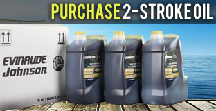 Evinrude XD100 2 Stroke Oil For Sale