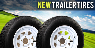 New Trailer Tires For Sale