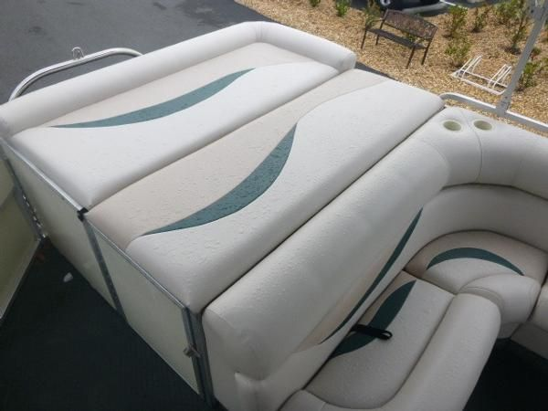 Pontoon Boat Ski Tow Bar >> 2006 Odyssey Pontoons 525C | Gulf to Lake Marine and Trailers