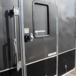 RV Door with WIndow