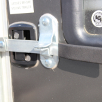 RV Lock with Bar Lock
