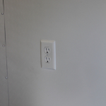110-volt Wall Receptacle