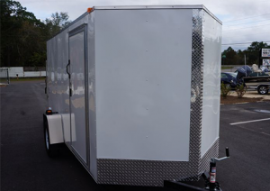 Limited Supply 6×12 Spartan Enclosed Trailer $1,999