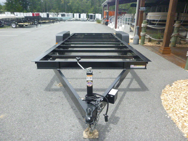 Tiny House Trailer Frames