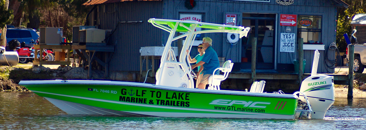 Gulf to Lake Marine & Trailers : Florida's Boat & Trailer Dealer