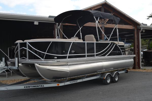 NEW 2017 South Bay 523 RS 3.0 Tri-toon w/115hp!