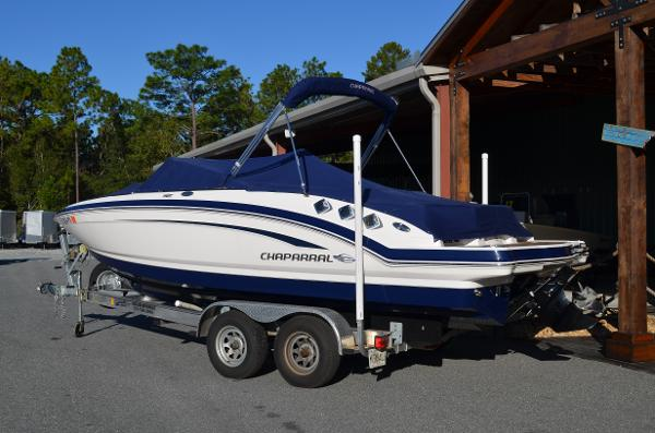 2013 Chaparral 226 Ssi Gulf To Lake Marine And Trailers