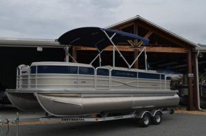 2019 South Bay 224FCR – $33,995